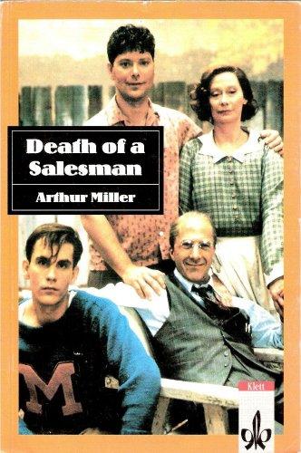Death of a Salesman. Text and Study: Miller, Arthur, Bruck,
