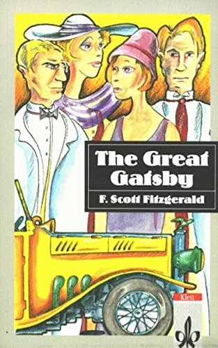 9783125776807: The Great Gatsby. (Lernmaterialien)