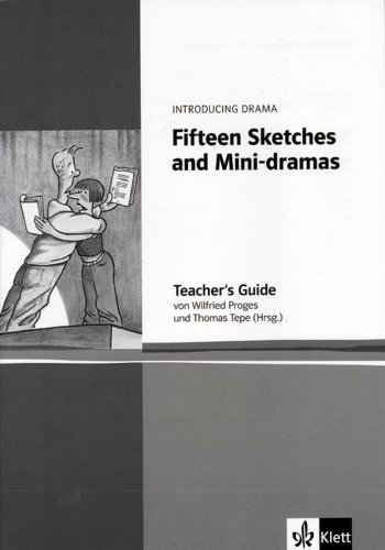 9783125779310: Fifteen Sketches and Mini-dramas, Teacher's Guide