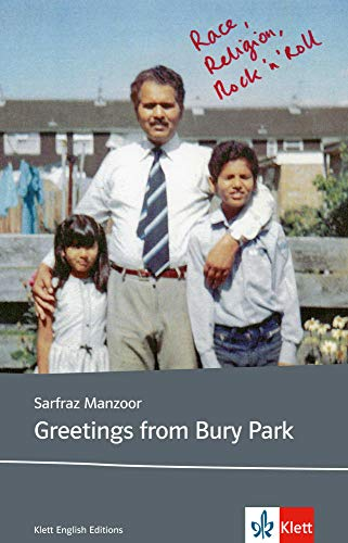 9783125780460: Greetings from Bury Park: Race. Religion. Rock 'n' Roll