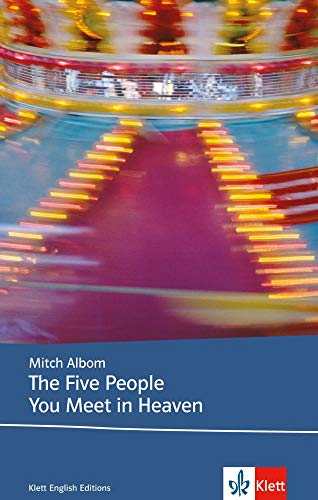 9783125781924: The Five People You Meet in Heaven: Sek II