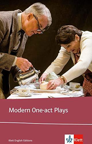 Modern One-Act Plays - NEU: Schülerbuch: Pinter, Harold, Stoppard,