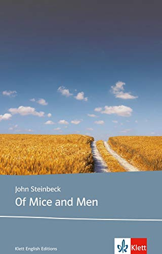 9783125785021: Of Mice and Men: Lekturen Englisch (English and German Edition)