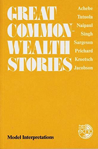 9783125794504: Great Commonwealth Stories: Model Interpretations. Englische Lektüre für die Oberstufe