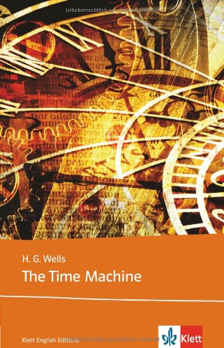 9783125798014: The Time Machine. Text and Study Aids