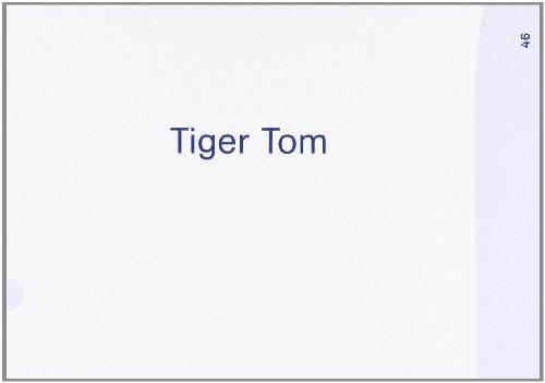 9783125810334: Tiger Tom. Für den Beginn ab Klasse 3. Action Cards 3. Schuljahr: Für den Beginn ab Klasse 3