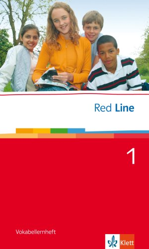 9783125811171: Red Line 1. Vokabellernheft