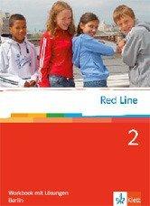 9783125811263: Red Line Bd 2. Workbook mit L�sungen