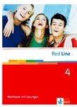 9783125811461: Red Line Bd. 4 Workbook mit Lösungen