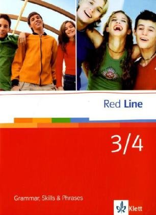 Red Line 3 und 4. Grammar, Skills & Phrases