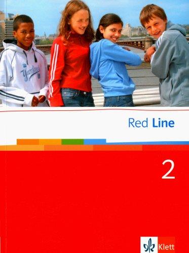 9783125812208: Red Line 2. Schülerbuch: Realschule. BW, HB, HE, HH, NI., NW, RP, SH, SL