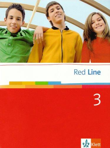 9783125812307: Red Line 3. Schülerbuch