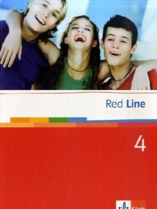 9783125812406: Red Line 4. Schülerbuch 8. Schuljahr