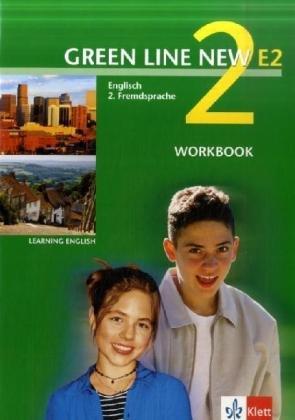 9783125818255: Green Line New E2. Band 2. Workbook