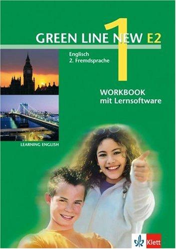 9783125818804 green line new e2 1 workbook mit software. Black Bedroom Furniture Sets. Home Design Ideas