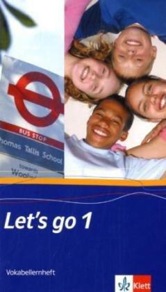 9783125826014: Let's go 1. Lehrwerk für Hauptschulen: Vokabellernheft