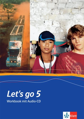 9783125826571: Let's go 5. Workbook mit Audio-CD
