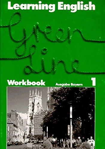 Green Line 1 Workbook Bayern By Tobsha Learner Klett Ernst Schulbuch 9783125827103 Medimops