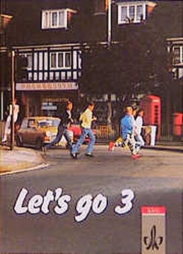 Let's go, Tl.3, Pupil's Book: Radau, Clemens, STEPHEN