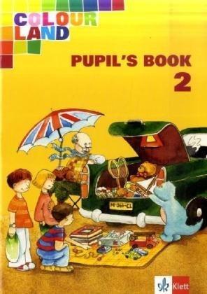 9783125867123: Colour Land 2. Pupil's Book. Baden-Württemberg: Englisch für Grundschulen
