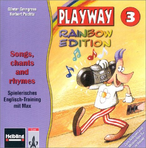 9783125869684: Playway Rainbow Edition, Songs, chants and rhymes, 1 Audio-CD