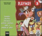 9783125870697: Playway to English 3. Songs, chants and rhymes. CD: With action stories and a musical play