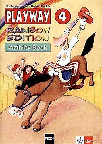 9783125871793: Playway 4. Rainbow Edition. Activity Book. Nordrhein-Westfalen: Arbeitsmaterial für den Englischunterricht 4. Schuljahr. Arbeitsmaterialien für den Englischunterricht an Grundschulen ab Klasse 3