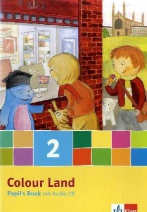 9783125877610: Colour Land. Pupil's Book. 2. Schuljahr