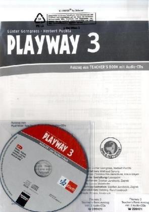 9783125880030: Playway. Teacher's Book 3. Schuljahr: Berlin, Brandenburg, Bremen, Hamburg, Hessen, Mecklenburg-Vorpommern, Niedersachsen, Schleswig-Holstein, Sachsen-Anhalt, Thüringen