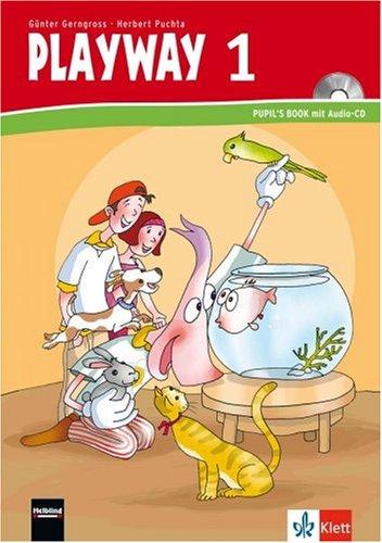 9783125880306: Playway ab Klasse 1. 1.Schuljahr. Pupil's Book mit Audio-CD. Baden-Württemberg, Brandenburg, Rheinland-Pfalz