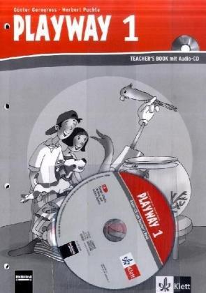 9783125880351: Playway ab Klasse 1. Teachers Book 1. Schuljahr. Ausgabe Nordrhein-Westfalen