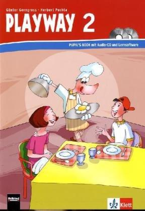 9783125880429: Playway ab Klasse 1. 2.Schuljahr. Pupil's Book mit CD-ROM und Audio-CD
