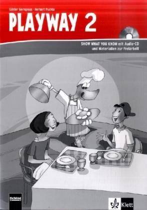 9783125880474: Playway to English - Neubearbeitung. Ab Klasse 1. Show what you know - Arbeitsheft mit CD-ROM 2. Schuljahr. Ausgabe Nordrhein-Westfalen