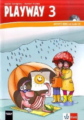 9783125880511: Playway ab Klasse 1. 3.Schuljahr. Lehrwerk Activity Book mit Audio-CD