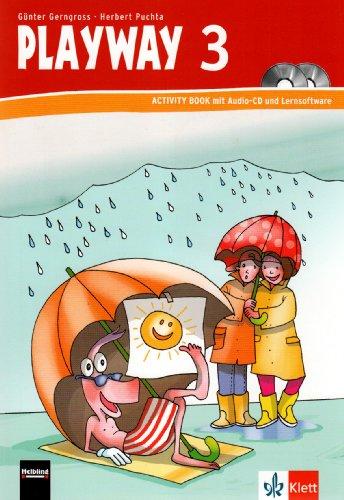 9783125880528: Playway ab Klasse 1. 3.Schuljahr. Activity Book mit CD-ROM und Audio-CD. Neubearbeitung. Ausgabe Baden-Württemberg, Berlin, Brandenburg, Rheinland-Pfalz und Nordrhein-Westfalen