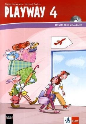 9783125880610: Playway ab Klasse 1. 4.Schuljahr. Activity Book mit Audio-CD. Neubearbeitung. Ausgabe Baden-Württemberg, Berlin, Brandenburg, Rheinland-Pfalz und Nordrhein-Westfalen