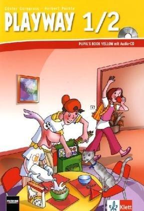9783125880733: Playway to English - Neubearbeitung. Ab Klasse 1. Ausgabe Baden-Württemberg, Berlin, Brandenburg, Rheinland-Pfalz: Pupil's Book für jahrgangsübergreifendes Lernen, Teil A. 1./2. Schuljahr