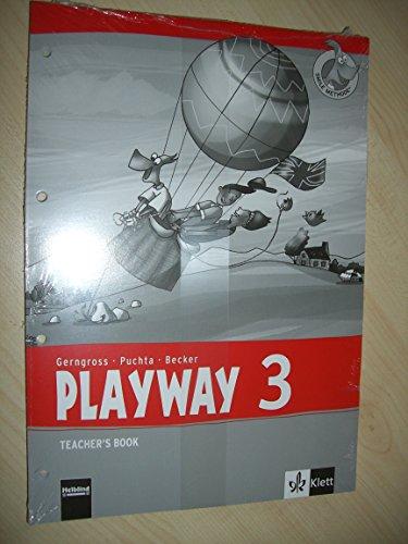 9783125881235: Playway 3. Schuljahr. Für den Beginn ab Klasse 3. Teacher's Book