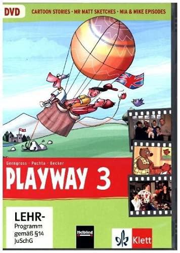 9783125881266: Playway 3. Schuljahr. Für den Beginn ab Klasse 3. Video-DVD