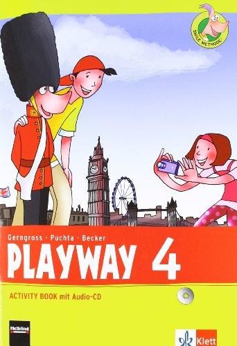 9783125881310: Playway ab Klasse 3. 4.Schuljahr. Activity Book mit Audio-CD . Ausgabe 2013