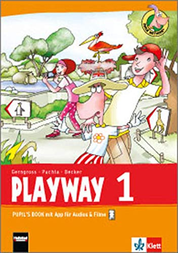 9783125882102: Playway ab Klasse 1. 1.Schuljahr. Pupil's Book mit Audio-CD