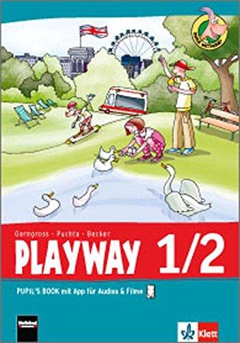 9783125882577: Playway ab Klasse 1. 1.-2.Schuljahr. Pupil's Book mit App für Filme&Audios