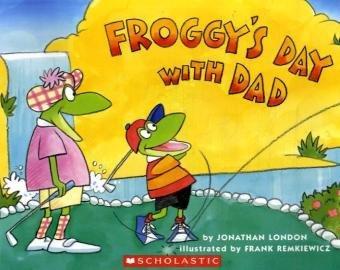 9783125890190: Froggy's Day with Dad: Niveaustufe: Selbststandig ab Kl. 3, mit der Lehrkraft ab Kl. 2