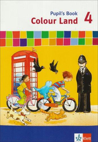 9783125894013: Colour Land ab Klasse 3. Pupil's Book 4. Schuljahr: Berlin, Brandenburg, Hamburg, Hessen, Mecklenburg-Vorpommern, Niedersachsen, Schleswig-Holstein, Sachsen, Sachsen-Anhalt, Thüringen