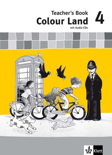 9783125894044: Colour Land ab Klasse 3. Teacher's Book 4. Schuljahr. Neubearbeitung: Berlin, Brandenburg, Hamburg, Hessen, Mecklenburg-Vorpommern, Niedersachsen, ... Sachsen, Sachsen-Anhalt, Thüringen
