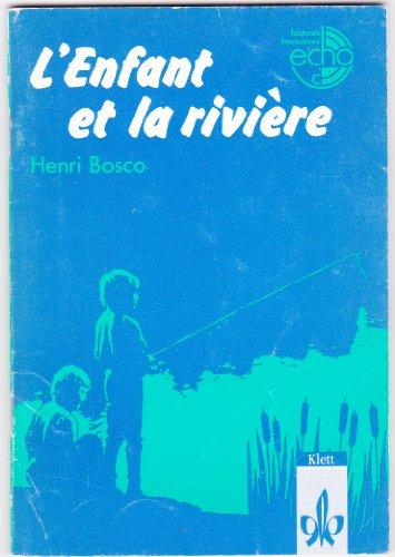 9783125911703: L' enfant et la riviere. (Lernmaterialien)