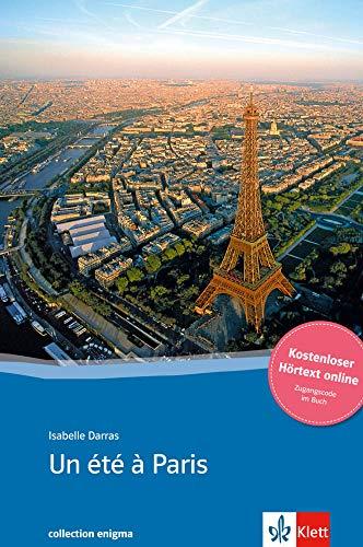 9783125914254: Un été à Paris: Buch + online-Angebot. Französische Lektüre für das 3. Lernjahr