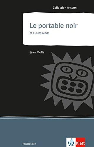 9783125914421: Le portable noir et autres récits