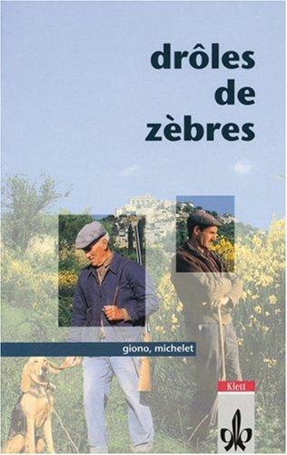 9783125916012: Droles de zebres. Mit Materialien: 4. und 5. Lernjahr