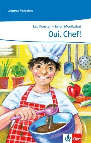 9783125918467: Oui, chef!: Lecture gradu�e mit Audio-CD